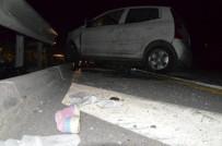 Trafik Kazası Geçiren İkizleri Ölüm Ayırdı