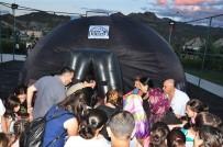 BELEDİYE BAŞKAN YARDIMCISI - Tunceli Belediyesi'nden Uzay Çadırı