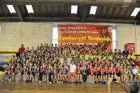 EĞİTİM HAYATI - U12 Ve U11 Basketbol Kırklareli Yerel Ligleri Törenle Kapandı