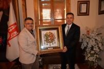 SÜLEYMAN ELBAN - Vali Elban'dan Başkan Yağcı'ya Veda Ziyareti