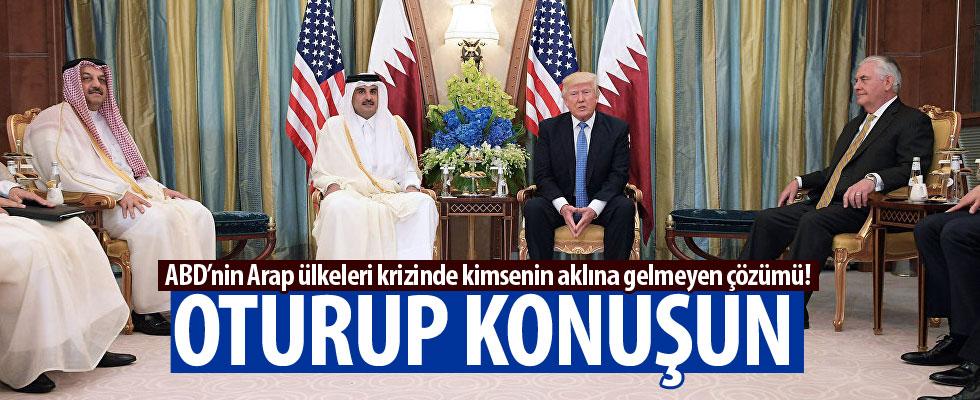 ABD'den Katar kriziyle ilgili açıklama