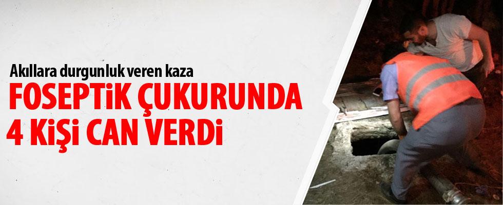 Adana'da korkunç olay! 4 kişi feci şekilde can verdi..