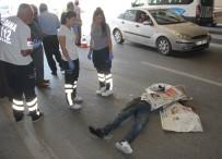 Adana'da Trafik Kazası Açıklaması 1 Ölü, 1 Ağır Yaralı