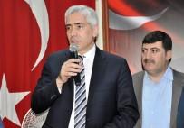EMIN YıLMAZ - AK Parti Diyarbakır Milletvekili Galip Ensarioğlu Açıklaması