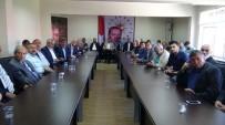 SELAHATTIN BEYRIBEY - AK Parti Kars İl Başkanlığı'nda Bayramlaşma