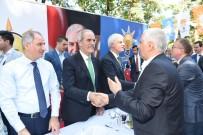 MERINOS - Altepe AK Parti Bayramlaşma Programına Katıldı