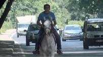 SARIYER - Asfalt Kovboyu Sürücüleri Şaşırttı