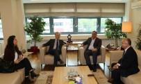 TAŞDELEN - Avusturya Büyükelçisi'nden Veda