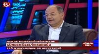 RECEP AKDAĞ - Bakan Akdağ, 'Sayın Kılıçdaroğlu Yanlış Bir İş Yapıyor, Umarım Bu Yanlıştan Döner'