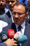 İÇIŞLERI BAKANLıĞı - Bakan Bozdağ Açıklaması 'Gülen'in Yaptığı Açıklamaların Türkiye'de Genel Başkan Düzeyinde Avukatlığını CHP Yapmaktadır'