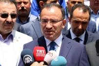 MUHALEFET - Bakan Bozdağ Açıklaması 'Türk Yargısının Kararını Etkileyeceğini Düşünenler Boşuna Yoruluyorlar'