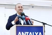 GÖKÇEN ÖZDOĞAN ENÇ - Bakan Çavuşoğlu Açıklaması 'Türkiye İnsani Kalkınma Yardımlarında Amerika'dan Sonra İkinci Sırada'