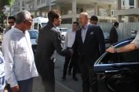 MEVLÜT ÇAVUŞOĞLU - Bakan Çavuşoğlu, Memleketi Alanya'da Hemşehrileriyle Bayramlaştı