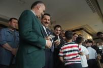 BURSA VALISI - Bakan Müezzinoğlu Ve Çelik'ten Bayramda Birlik Mesajı