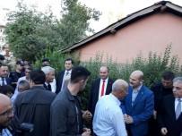 ORHAN TOPRAK - Bakan Soylu Bayram Namazını Sınırın Sıfır Noktası Çukurca İlçesinde Kıldı