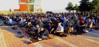 MUSTAFA ŞAHİN - Bakan Tüfenkci Bayram Namazını Malatya'da Kıldı