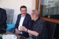 Bakan Tüfenkci'den Malatya'da Bayram Ziyaretleri