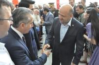 İBRAHIM KARAOSMANOĞLU - Bakanı Işık, AK Parti Kocaeli İl Teşkilatı Ve Kent Bayramlaşmasına Katıldı