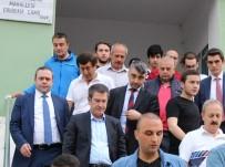 Başbakan Yardımcısı Canikli, Bayram Namazını Samsun'da Kıldı