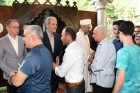 ULUDAĞ ÜNIVERSITESI - Başkan Altepe Bursalıların Bayramını Kutladı