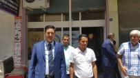 MÜSLÜMANLAR - Başkan Gülenç, Vatandaşlarla Bayramlaştı