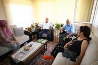 FİZİK TEDAVİ - Başkan Karabağ Bayram Geleneğini Sürdürdü