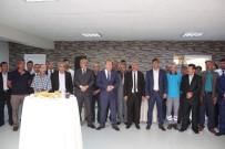 AHMET YıLMAZ - Başkan Şahiner Personeliyle Bayramlaştı