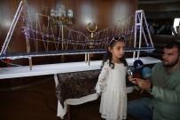 GALATA - Başkan Topbaş, Hakkarili Yağmur'u Galata Kulesi'nde Ağırladı