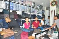 CEYLANPINAR - Bayrama Saatler Kala Vatandaşları Alışveriş Telaşı Sardı