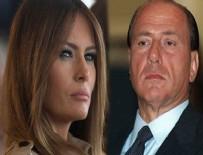 SILVIO BERLUSCONI - Berlusconi'den şaşırtan açıklama: Trump'ın eşi hoşuma gidiyor