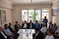 FAHRETTİN POYRAZ - Bilecik AK Parti Milletvekili Eldemir Bozüyük'te Partililerle Bayramlaştı