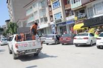 ÜCRETSİZ ULAŞIM - Bilecik'in Cadde Ve Sokakları Gül Suyu Koktu