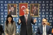 YUSUF ZIYA YıLMAZ - 'Bu Organizasyonu Türkiye'nin Elinden Almak İçin Çok Uğraştılar'