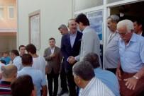 KÖRFEZ - Çavuşoğlu Gazipaşa'da Bayramlaştı