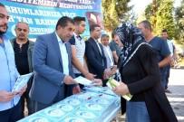 ÖMER KÜÇÜK - Ceylanpınar Belediye Başkanı Menderes Atilla Açıklaması