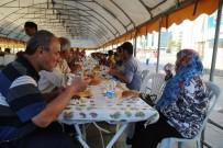GÜNGÖR AZİM TUNA - Demirkol Vatandaşlarla Bayramlaştı