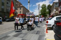 AYRIMCILIK - Engelli Hakları İçin Yürüdüler