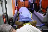 ASKERİ HELİKOPTER - Foseptik Çukurunda Ölen 4 Kişinin Cenazesi Morga Getirildi