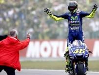 DÜNYA ŞAMPİYONASI - Hollanda'da zafer Rossi'nin