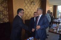 TURGAY ALPMAN - Iğdır'da Bayramlaşma Töreni