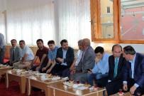 OSMAN ÇAKIR - İspir'de Bayramlaşma Programına Yoğun Katılım