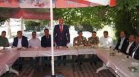 TABUR KOMUTANLIĞI - Kağızman'da Bayram Tebrikleri Yapıldı