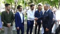 FATİH MEHMET ERKOÇ - Kahramanmaraş'ta Bayramlaşma
