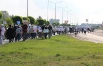 KARTAL BELEDİYE BAŞKANI - Kartal Belediye Başkanı Op. Dr. Altınok Öz Adalet Yürüyüşü'nde