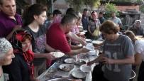 CAMİİ - Keşkekli Bayram Geleneği 60 Yıldır Sürüyor