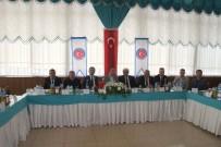 KİLİS VALİSİ - Kilis'te, Protokol Bayramlaşması