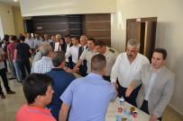 ON BIR AYıN SULTANı - Kozan'da Bayramlaşma