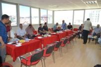 SİVİL TOPLUM - Memur-Sen'de Bayramlaşma Töreni