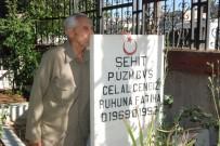 ŞEHİT UZMAN ÇAVUŞ - Mezarlıklarda Hüzünlü Bayramlaşma