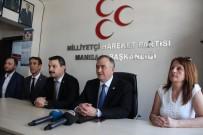GRUP BAŞKANVEKİLİ - MHP'li Akçay Kılıçdaroğlu'nun 'Bozkurt' İşaretini Yorumladı